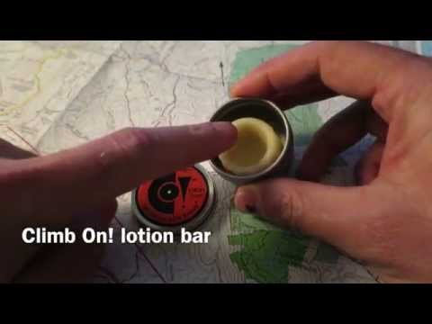 Climb On! lotion bar