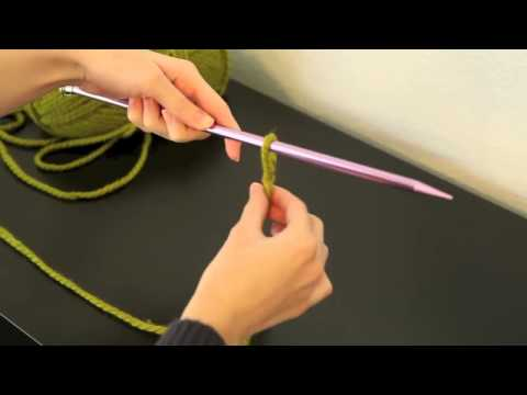 How to Knit Your Own Coffee Cozy Tutorial: Part 1