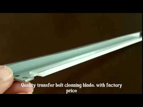 How to choose the good quality IBT transfer blade for Xerox laser printer
