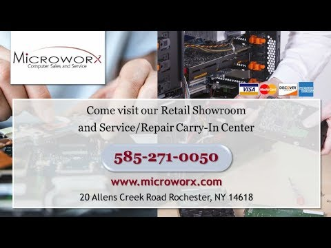 Microworx | Rochester NY Computer Dealer & Repair