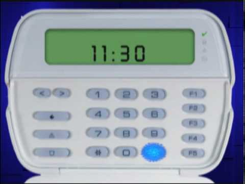 Changing The Master Code on Your Interactive Security Keypad www.isesecurity.com