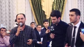 Kazaxstan Astana Vasif Ezimov-Asif Meherremov-Aydin Xosbext-Teymur Gozelov-DINI-Vasifin toyu