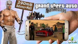 How to downlode (adreno) GTA SAN ANDREAS in your mobile 999