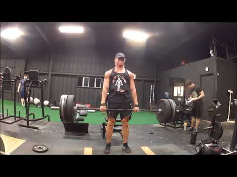 Deadlift Rehab Training - Finally Back to Over 400lbs!