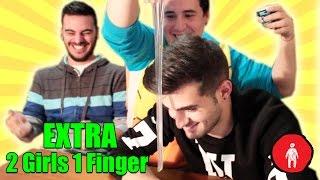 EXTRA 2 Girls 1 Finger Reaction Leonardo Decarli