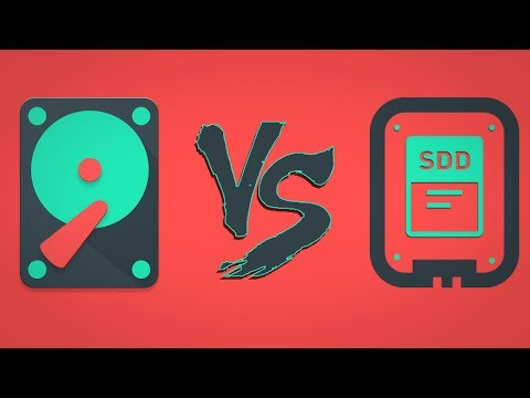 SSD VS. HDD FULL Performance Comparison!