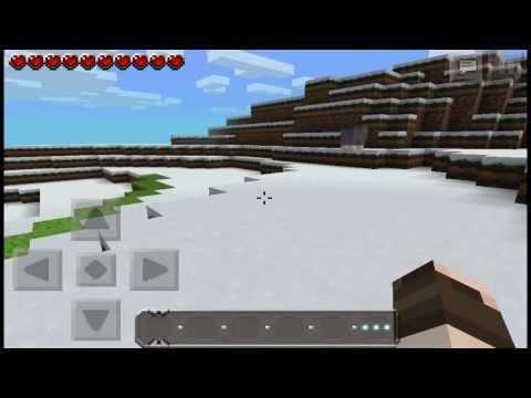Como cambiar el skin Minecraft PE 0.8.1