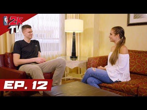 Kristaps Porzingis on Staying Focused in the NBA - NBA 2KTV S4. Ep.12