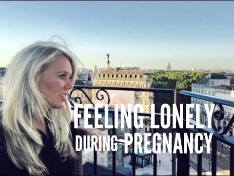 3 tips on how to cope if you are feeling lonely during your pregnancy