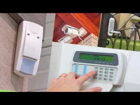 Home Security with home automation