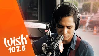 """Ethan Loukas performs """"Dance With Me"""" LIVE on Wish 107.5 Bus"""
