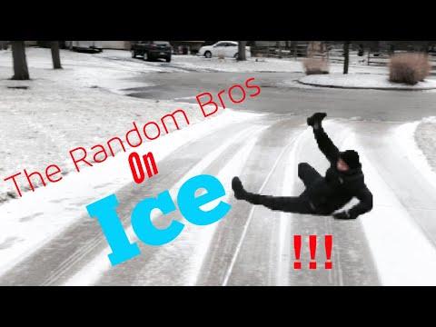 On Ice!! - The Random Bros