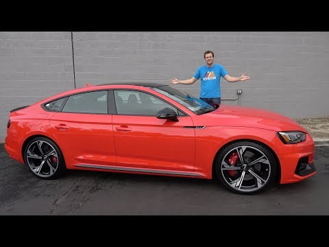 Here's Why the Audi RS5 Sportback Is My Favorite New Audi