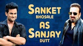 Dr. Sanket Bhosale As Sanjay Dutt #Comedywalas