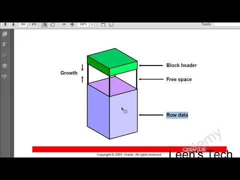 Oracle DBA 11g Tutorial in Bangla: Lesson#7 Managing Database Storage Structures