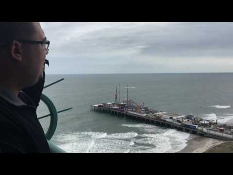 Suite, Balcony (Bourbon Tower) Showboat Atlantic City room review Post Casino Shutdown