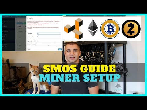 The EASIEST Mining Software OS - How To Use Simple Miner smOS ZEN, ETH, ZEC, BTG