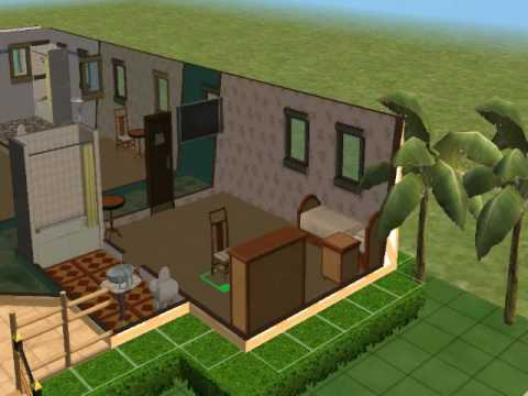 How to make a hotel in Sims 2