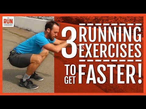 3 Running Exercises to Get Faster!