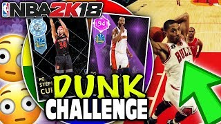 Best Dunk Packages For Non Slasher Archetypes NBA 2k18