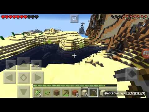 Minecraft Pe tập 1 : Làm lại từ đầu ! Mất file save h