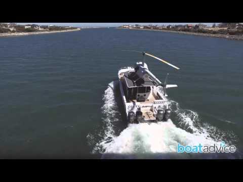 Outlaw 12.0m Walkaround Catamaran Review