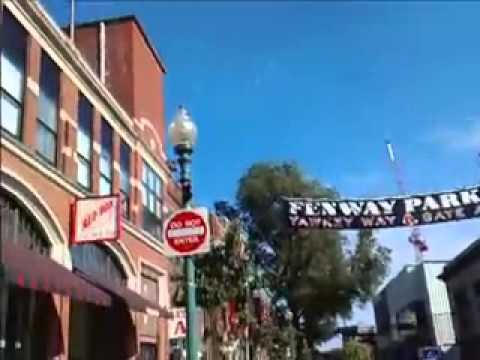 Fenway Park: Where to Eat and Drink, and How to get there (June 25, 2007)
