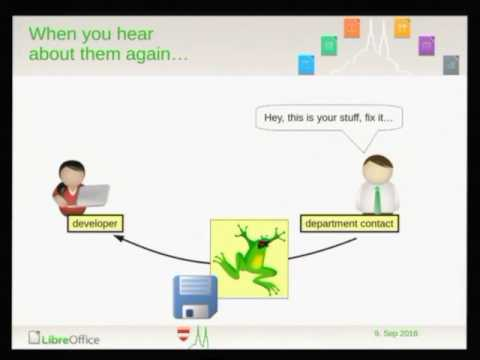LibreOffice Conference 2016: User-specific configuration management for office extensions