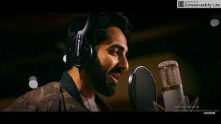 bachpan song by ayushman khurana from toffee short film