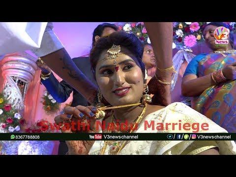 Xxx Mp4 Swathi Naidu Real Marriage Exclusive Video V3 News 3gp Sex