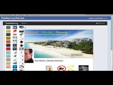 How to Change the Pictures on Your Facebook Timeline