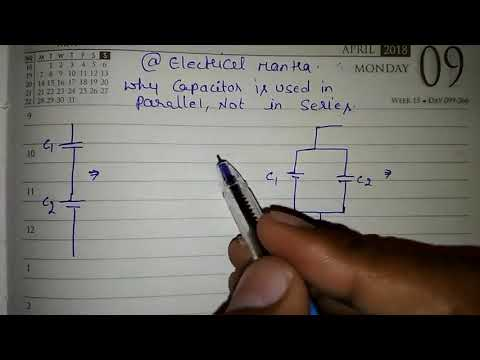 Why capacitor connected in delta always, capacitor bank connection