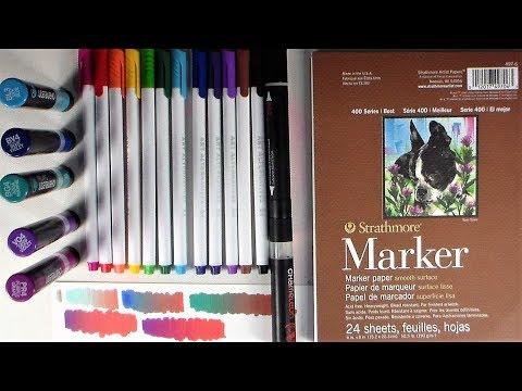 Smart Art February 2018 Box & Chameleon Color Tops Review!