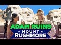 Download  Why Mount Rushmore is the Weirdest Monument | Adam Ruins Everything MP3,3GP,MP4