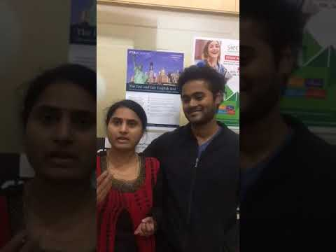 See what Sharan and his Mother say about SIEC Hyderabad after getting Study Visa for USA