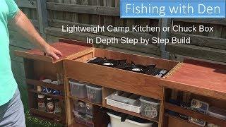 My Camp Kitchen/Chuck Box - PakVim.net HD Vdieos Portal