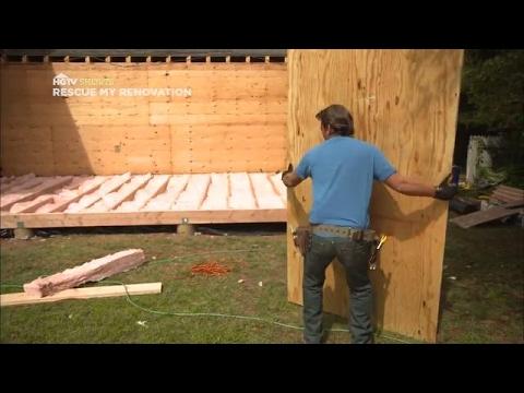 How to Install Subflooring | Rescue My Renovation | HGTV Asia