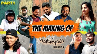 Making of The Malkiryads Season 2 | Bloopers | Behind the Scenes