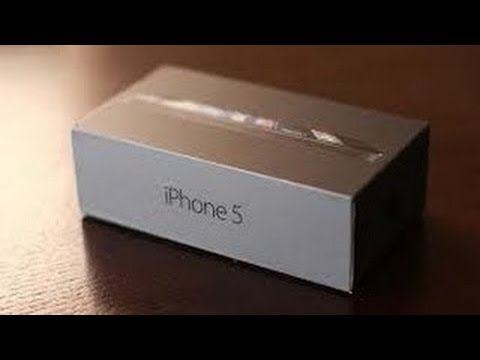 FREE iPhone 5 Giveaway (Open Contest)