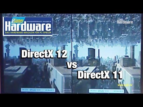 DirectX 12 versus DirectX 11 - DX12 Techdemo (Futuremark)