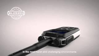 Hytera Z1p TETRA Radio Functions