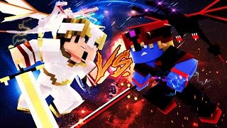 Minecraft: THE KING VS THE QUEEN - ESCADONA ‹ AMENIC ›
