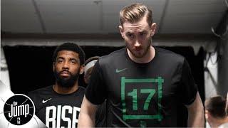 Celtics 'force-feeding' Gordon Hayward was the start of their problems, Jackie Mac says   The Jump