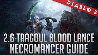 Diaiblo 3 Necromancer Speed Demon Conquest | Torment X