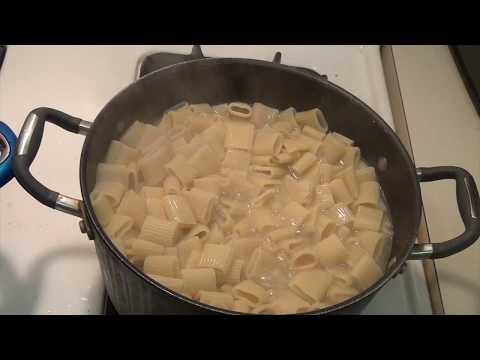 Rigatoni Pasta Recipe with Ground Beef