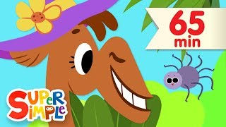 Alice The Camel + More   Kids Songs   Super Simple Songs