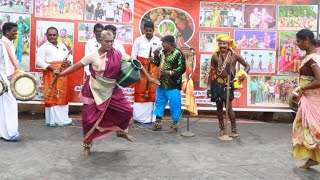 கிழவி ஆட்டம் / நாட்டுப்புற பாடல்/Tamil village folk song