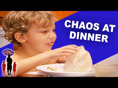 Supernanny | Picky Eater Causes Chaos At Dinner