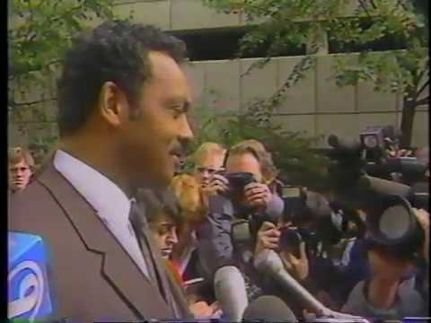 Jesse Jackson's Primary Wins Set the Stage for First Black President