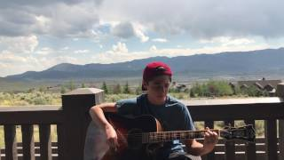 My cover of I Knew You Were Waiting (for me).  Thanks for listening.